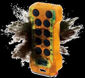 Funkfernsteuerung Brick staubdicht