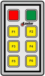 Funkfernsteuerung 6 Funktionen