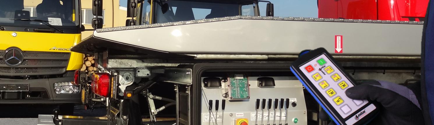 Funkfernsteuerung Fahrzeug